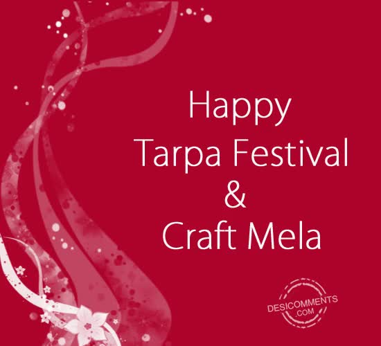 Watch and share Picture: Wishing You A Very Happy Tarpa Festival And Craft Mela GIFs on Gfycat