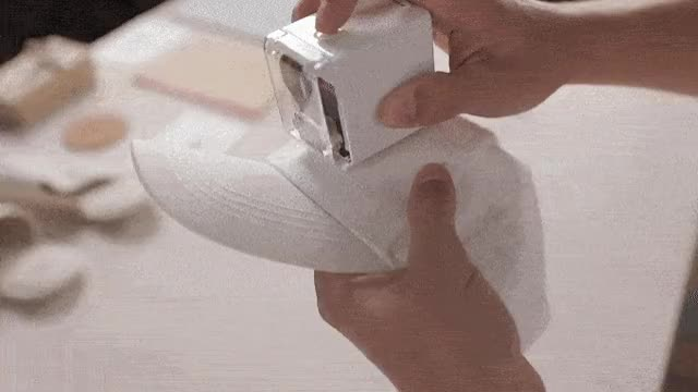Watch and share Tiny Handheld Color Printer GIFs by Prabidhi Info on Gfycat