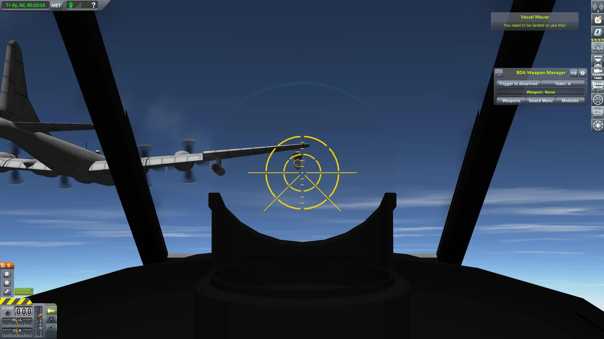 KSP, Kerbal Space Program, KSP Aerial Refueling GIFs