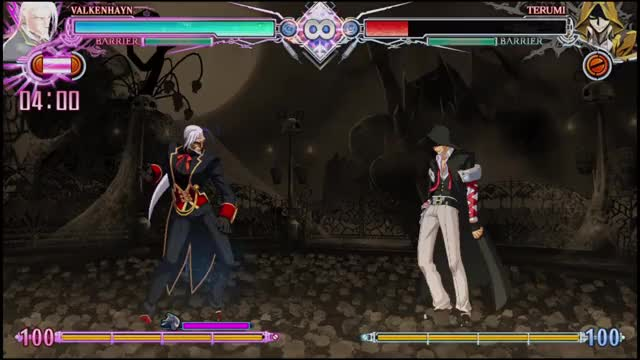 Watch and share BlazBlue Central Fiction 20181214030950 GIFs on Gfycat