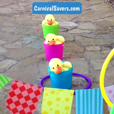 carnivalsavers, diygame, duckgame, springfling, Ducks in a Row Spring Fling Game for Kids GIFs