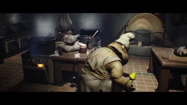 Watch Little Nightmares - The Nine Deaths of Six Trailer GIF on Gfycat. Discover more bandai namco, bandai namco entertainment, video GIFs on Gfycat
