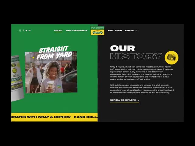 Watch and share Wray & Nephew Site (Live) GIFs on Gfycat