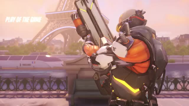 Watch and share Overwatch GIFs and Soldier GIFs by lilbaphomet on Gfycat