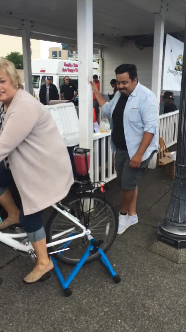 Watch and share Bike Blender GIFs on Gfycat