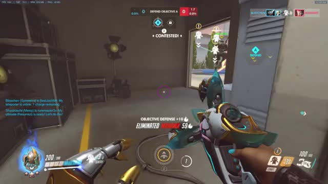 Watch and share Overwatch GIFs and Symmetra GIFs by Blisschen (=^ェ^=) on Gfycat