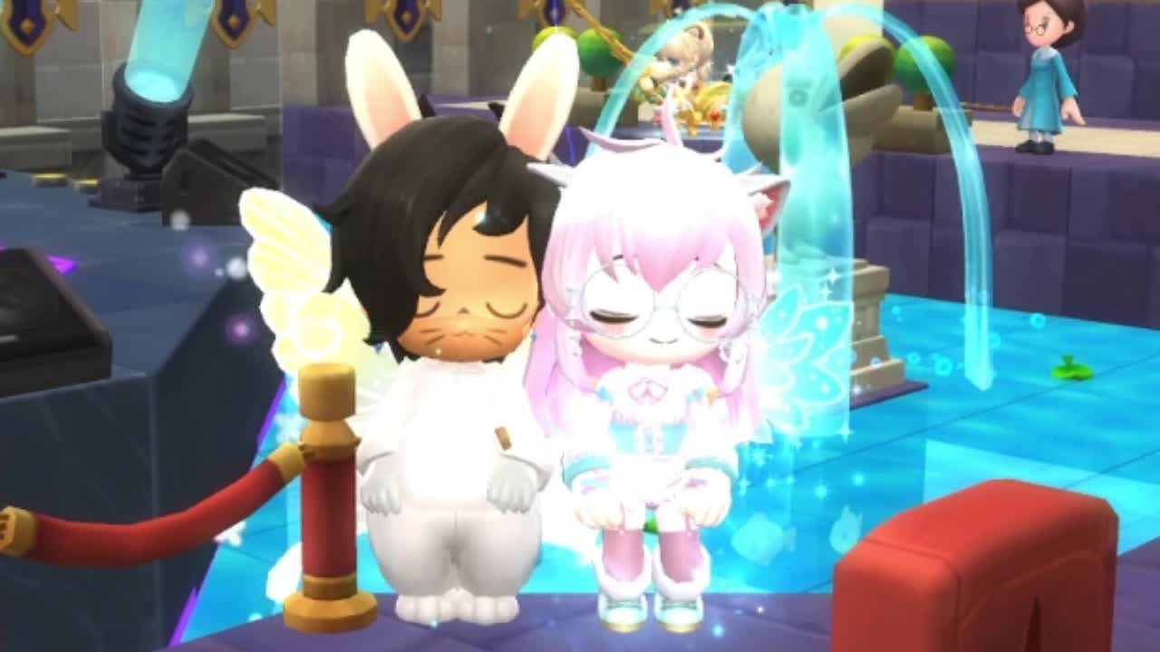 maplestory, maplestory2, ms2, pocketcleric, quintar, Quinny&Try GIFs