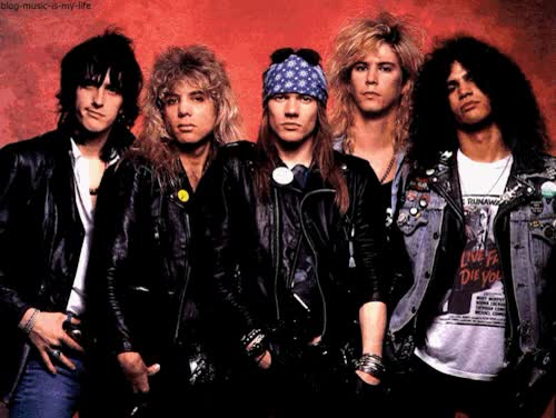 Watch and share Electric Guitar GIFs and Guns N' Roses GIFs on Gfycat
