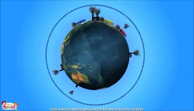 Watch and share The Carbon Cycle,Carbon Dioxide -Cycle ( CO2 ) GIFs on Gfycat