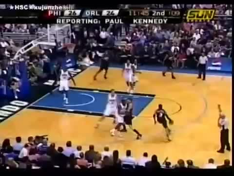 todayilearned, Allen Iverson Shoots Over Dwight Howard GIFs