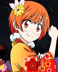Watch and share Tachibana Marika GIFs and Nisekoi GIFs on Gfycat