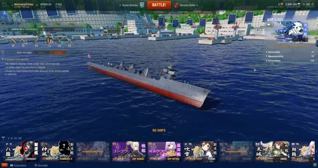 Watch and share World Of Warships GIFs by rebootyourmind on Gfycat