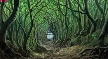 Watch and share Mi Vecino Totoro GIFs and Tonari No Totoro GIFs on Gfycat