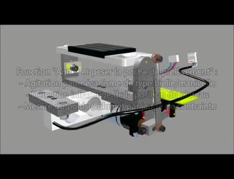 HEMO-MIXER : Automate de prélèvement sanguin (S/SI STI2D CPGE) GIFs