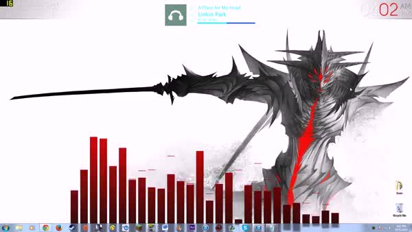 Watch Rainmeter GIF on Gfycat. Discover more pcmasterrace GIFs on Gfycat