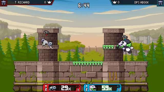 Watch and share Rivals Of Aether GIFs and Holy Shit GIFs by Richard Levington on Gfycat