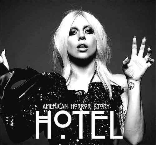 Watch and share Ahs Season 5 GIFs and Ahs Hotel GIFs on Gfycat