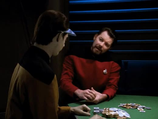 Watch and share Jonathan Frakes GIFs and Celebs GIFs by Star Trek gifs on Gfycat
