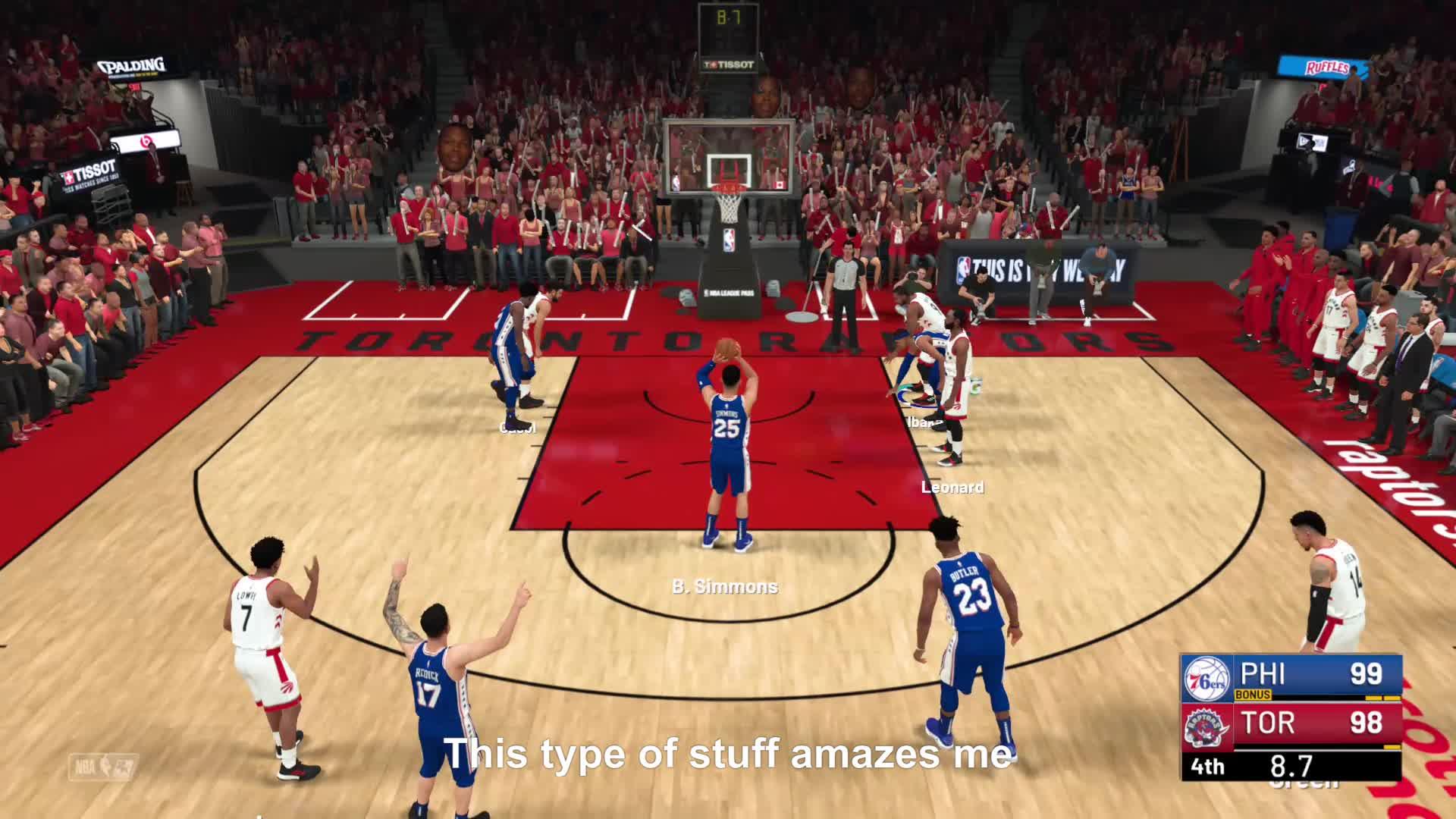 InTheZoneTO, NBA2K19, gamer dvr, xbox, xbox one,  GIFs