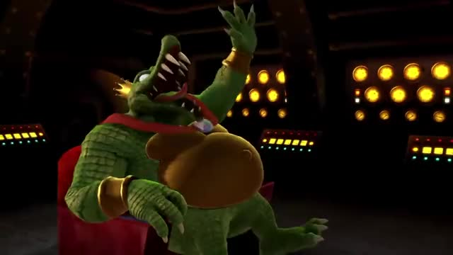 Watch and share Donkey Kong GIFs and King K Rool GIFs on Gfycat