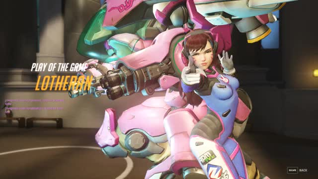 Watch D.va GIF by @lotheran on Gfycat. Discover more related GIFs on Gfycat