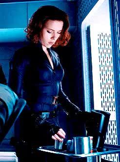 Watch and share Natasha Romanoff GIFs and The Avengers GIFs on Gfycat