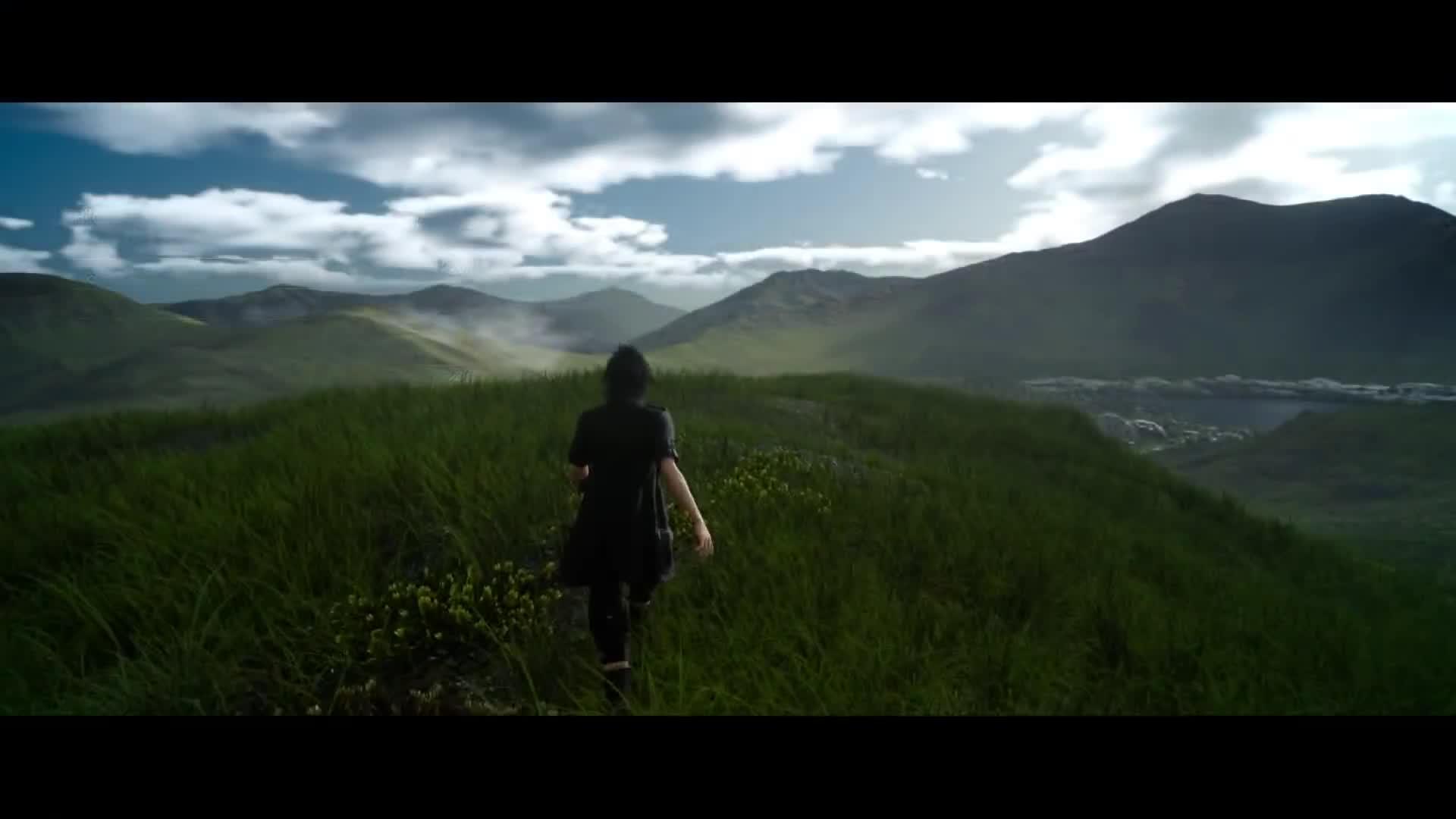 Essenthy Onigami, Gaming, FFXV - Luminous edition GIFs