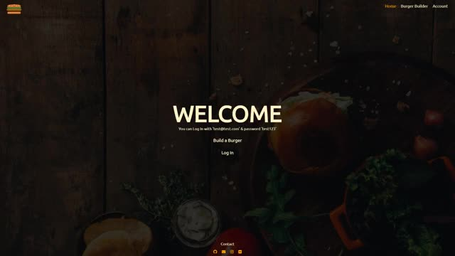Watch and share Burger-builder Portfolio Gif GIFs by joonajo on Gfycat