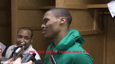 Watch Westbrook Interview GIF on Gfycat. Discover more related GIFs on Gfycat