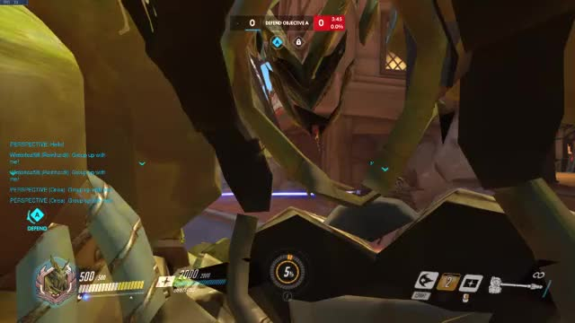 Watch and share Overwatch 04-07-2018 15-04-54-710 GIFs on Gfycat