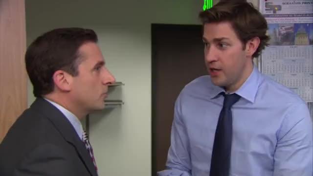 Watch The Office Season 6 bloopers GIF by Kayla Savage (@kaylasavage) on Gfycat. Discover more bloopers, the office GIFs on Gfycat