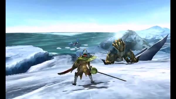 MonsterHunter, monsterhunter, A tribute to longsword users. (reddit) GIFs
