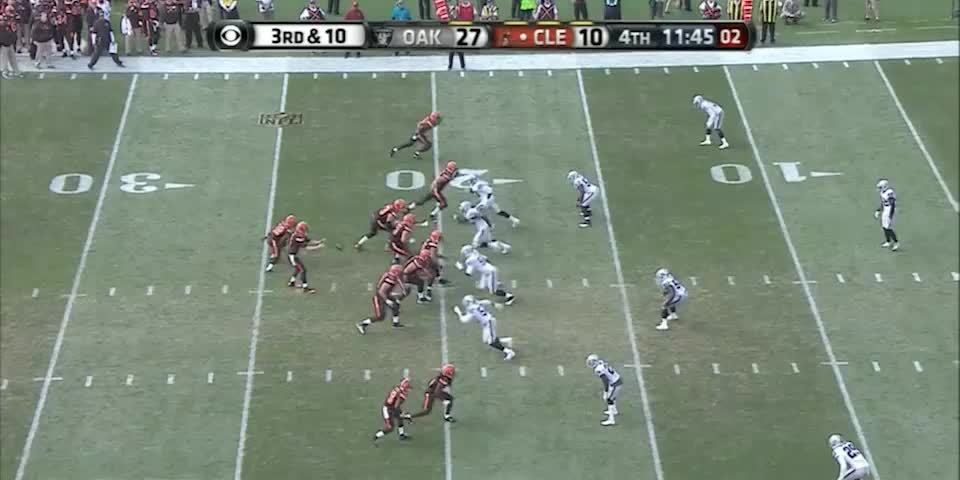 denverbroncos, nfl, Mack's spin move (reddit) GIFs