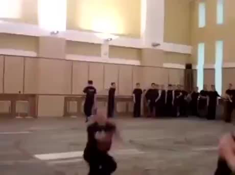 Great balance on fast feet