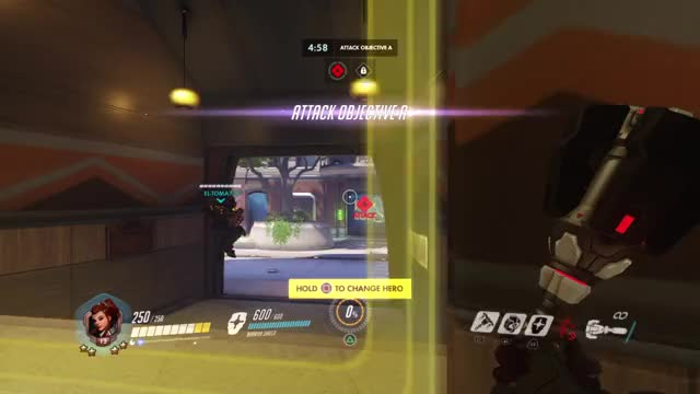 Watch and share Overwatch Origins Edition 20180406221223 GIFs on Gfycat