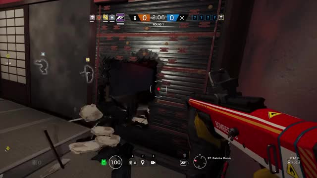 Watch and share Rainbow Six Siege GIFs and Mahchay GIFs by gamepicks on Gfycat