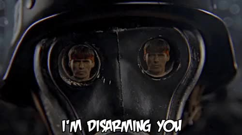 Watch and share I'm Disarming You GIFs and Dave Sandberg GIFs on Gfycat