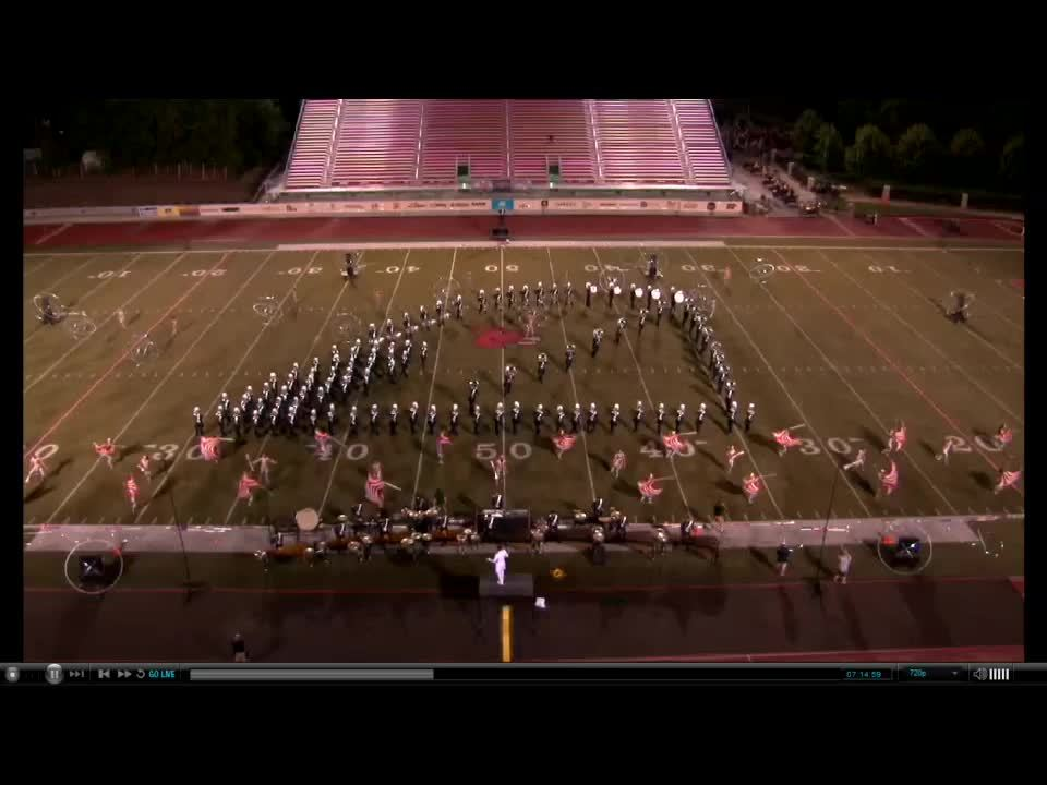 drumcorps, One of the coolest visuals of the year! (reddit) GIFs