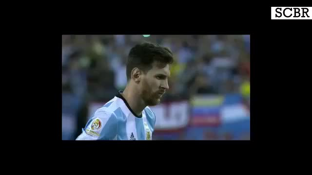 Watch Messi Miss Penalty Kick - Argentina vs Chile 2016 GIF on Gfycat. Discover more related GIFs on Gfycat