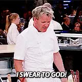 Watch gif about me gordon gordon ramsay Hell GIF on Gfycat. Discover more related GIFs on Gfycat