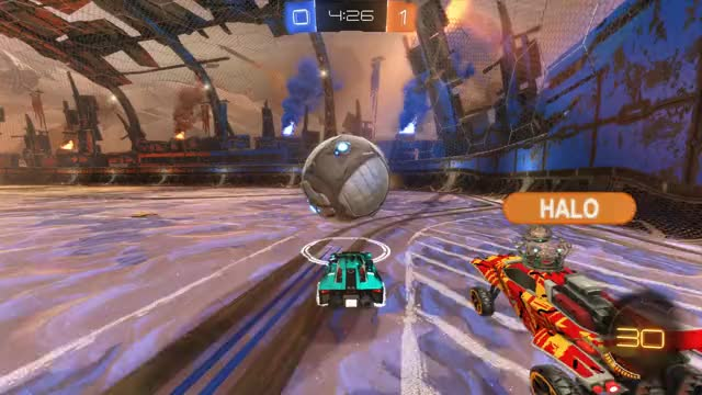 Watch and share Rocket League GIFs and Air Dribble GIFs by WhiteBoy  on Gfycat