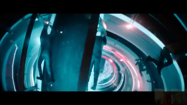 Watch and share Star Trek Into Darkness -Enterprise Falls Helplessly GIFs on Gfycat