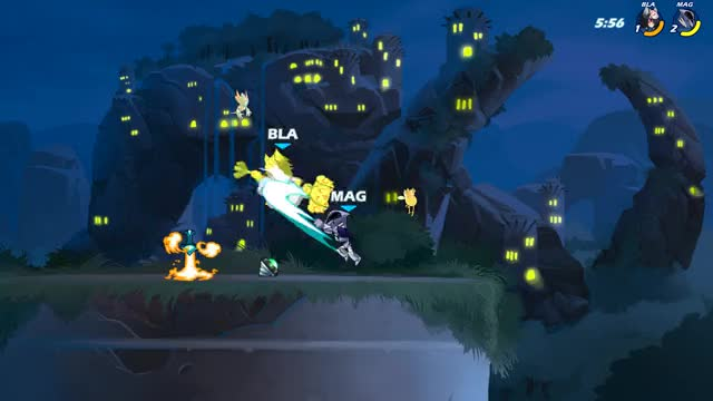 Watch and share Brawlhalla GIFs by MagiMind on Gfycat