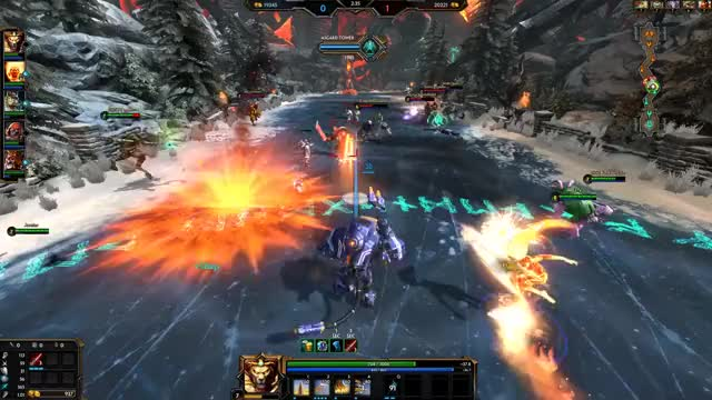 Watch and share Smite GIFs by kabraxisobliv on Gfycat