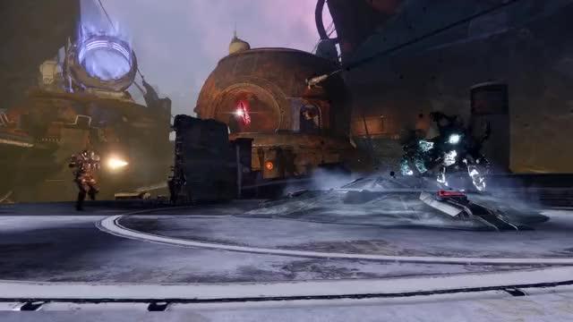 Watch and share Bungie ViDoc – Destiny 2: Forsaken GIFs by kristijan1001 on Gfycat