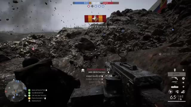 Watch Playing CODww2 made me appropriate how polished BF1 is. GIF by Xbox DVR (@xboxdvr) on Gfycat. Discover more Battlefield1, Panchote817, xbox, xbox dvr, xbox one GIFs on Gfycat