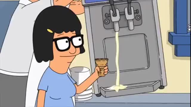 Watch and share Disappointed Tina. GIFs by Rabit on Gfycat