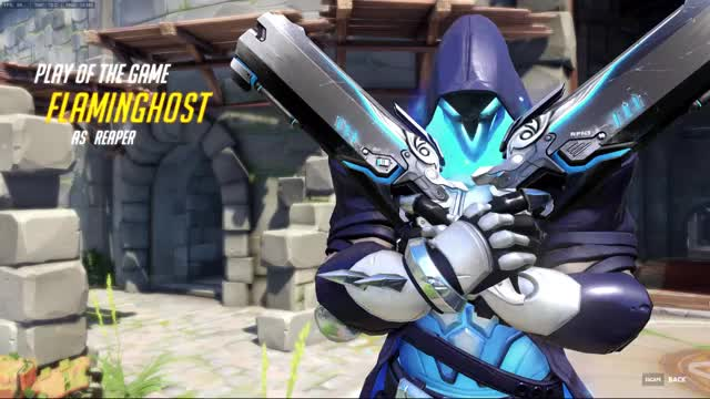 Watch and share Flaminghost GIFs and Overwatch GIFs on Gfycat