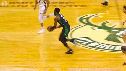Watch Jaylen Brown — Boston Celtics GIF by Off-Hand (@off-hand) on Gfycat. Discover more 042218 GIFs on Gfycat