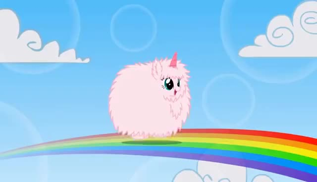 Watch and share Fluffle Puff GIFs and Pony GIFs on Gfycat